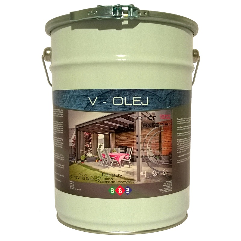 V-OLEJ Transparent 4,5lt